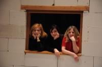 Florence, Laetitia et Lili